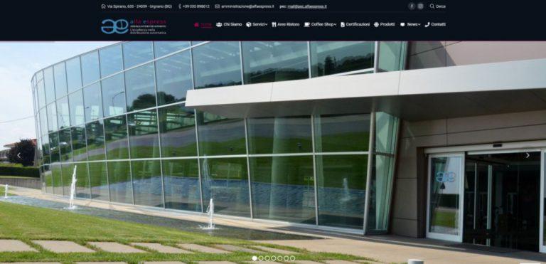 creazione sito web alfaespress
