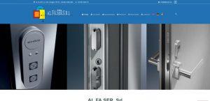 creazione sito web alfaser
