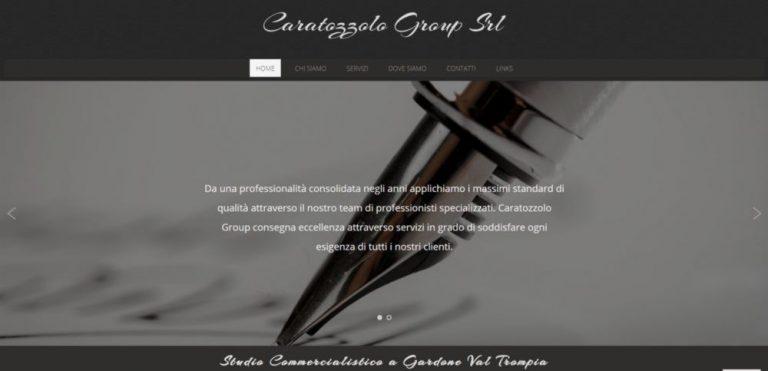 creazione sito web caratozzolo-group