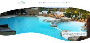 creazione sito web idealab piscine
