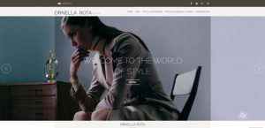 creazione sito web ornella rota