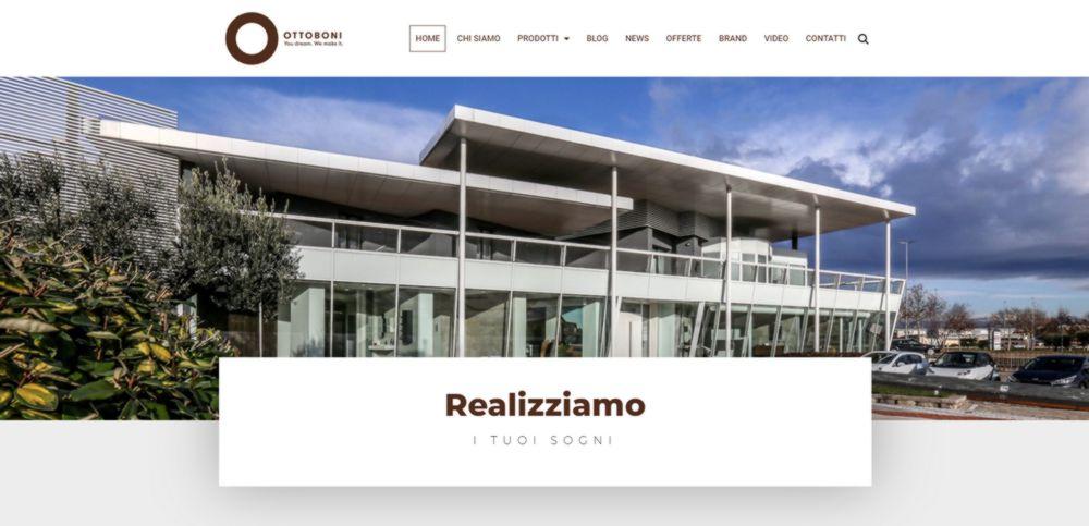 creazione sito web ottoboni