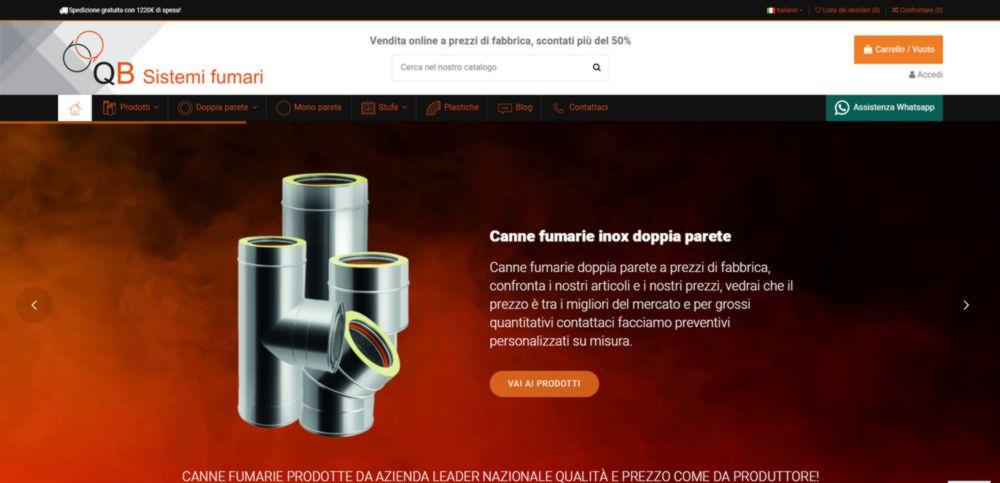 creazione sito web qbasic