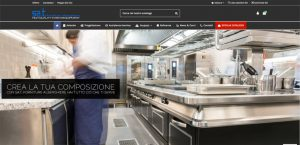 creazione sito web sat forniture alberghiere